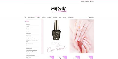 sklep internetowy SPN Magik
